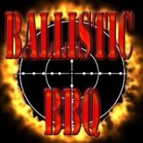 Ballistic BBQ logo